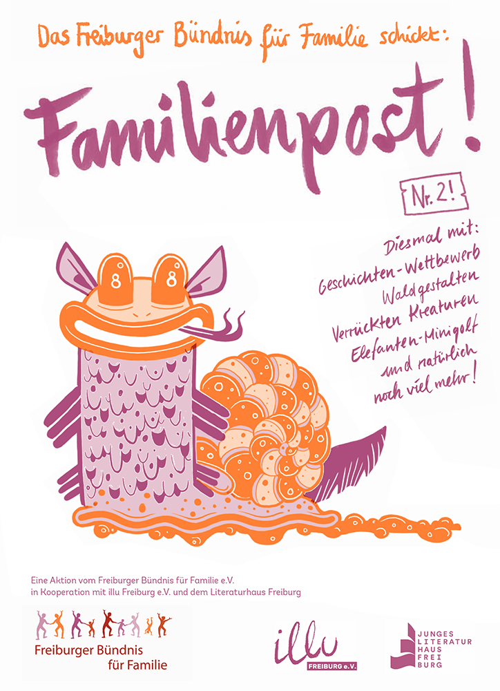 FDC Familienpost Nr2 Cover klein